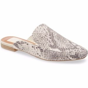 Dolce Vita Shoes - New in Box! Dolce Vita snakeskin mules size 8.5